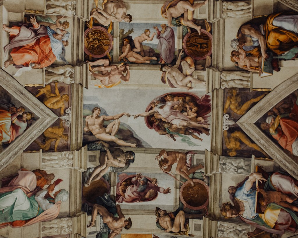 Sistine Chapel Renaissance painting religion and art