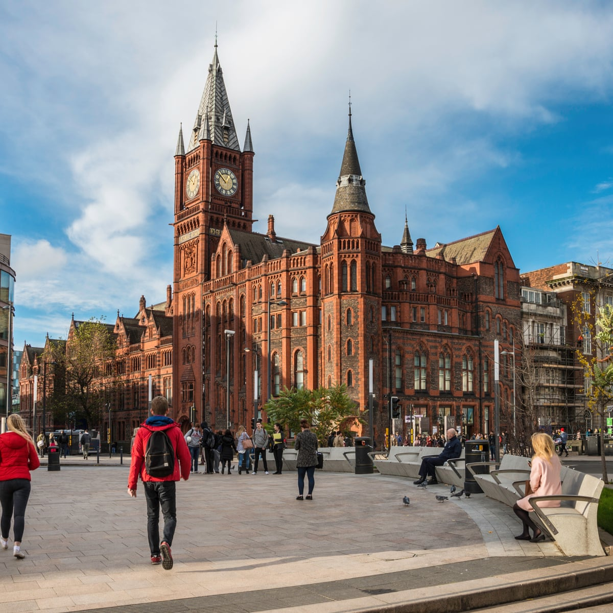 University of Liverpool to Cancel Face to Face Teaching ...